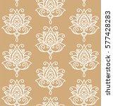 vector  illustration  seamless... | Shutterstock .eps vector #577428283