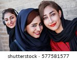iran  persia  isfahan  ... | Shutterstock . vector #577581577