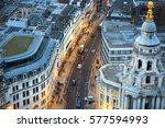 london  uk   december 19  2016  ...   Shutterstock . vector #577594993