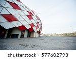 russia  moscow  october 29 ...   Shutterstock . vector #577602793