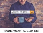 Small photo of AFFILIATE MARKETING Concept