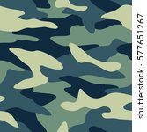 camouflage pattern background... | Shutterstock .eps vector #577651267