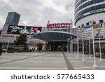 istanbul  turkey   february 11  ...   Shutterstock . vector #577665433