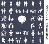 ball icon | Shutterstock .eps vector #577746223