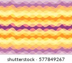 abstract waves  curve lines.... | Shutterstock .eps vector #577849267