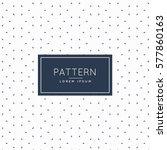 Stock vector subtle pattern background 577860163
