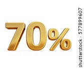 gold sale 70   gold percent off ...   Shutterstock . vector #577899607