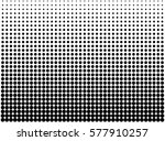 halftone background.halftone... | Shutterstock .eps vector #577910257