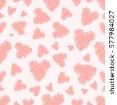 valentine's day background...   Shutterstock .eps vector #577984027