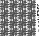 square of dots seamless...   Shutterstock .eps vector #577989763