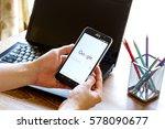 chiang mai  thailand   mar 22 ... | Shutterstock . vector #578090677