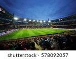 moscow   oct 23  2016  football ... | Shutterstock . vector #578092057