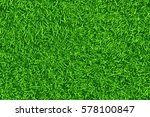 green lawn  grass. vector.... | Shutterstock .eps vector #578100847