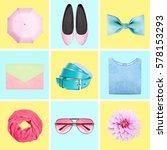 Fashion Blogger Concept....