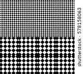vector seamless pattern.... | Shutterstock .eps vector #578158063
