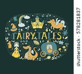 Vector Fairy Tales Illustratio...