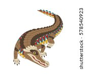 vector illustration of the... | Shutterstock .eps vector #578540923