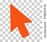 mouse cursor icon. vector...