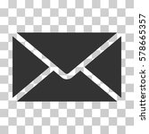 mail envelope icon. vector... | Shutterstock .eps vector #578665357