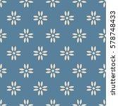 seamless pattern  japanese art  ... | Shutterstock .eps vector #578748433