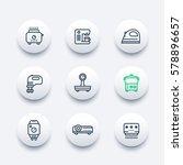 appliances  consumer...   Shutterstock .eps vector #578896657