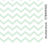 Vector illustration of colorful zigzag chevron pattern | Shutterstock vector #578909983