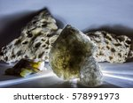 salt crystal | Shutterstock . vector #578991973