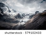 view of the pasterze glacier... | Shutterstock . vector #579102433