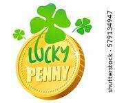 Lucky Penny Golden Coins....