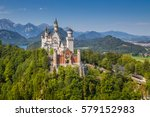 beautiful view of world famous...   Shutterstock . vector #579152983