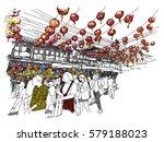 Chinese New Year At Chinatown...