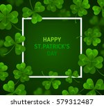 Saint Patrick's Day Banner Wit...