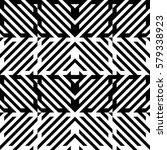 vector seamless pattern.... | Shutterstock .eps vector #579338923