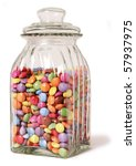 Traditional Sweet Jar Full Of...