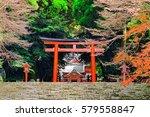 Stock photo kirishima shinto shrine japan kagoshima prefecture 579558847