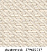 white and gold background. tile ... | Shutterstock .eps vector #579653767