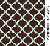 vintage seamless pattern. | Shutterstock .eps vector #57966049