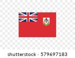an illustrated country flag of  ... | Shutterstock .eps vector #579697183