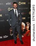 """Small photo of elit Global Brand Ambassador Brent Lamberti attends the """"Billions"""" Season Two Premiere at Cipriani's on February 13, 2017 in New York City."""