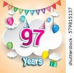 97th anniversary celebration