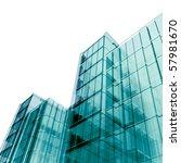 3d skyscrapers. my personal...   Shutterstock . vector #57981670