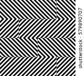 vector seamless pattern.... | Shutterstock .eps vector #579890707