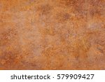 Background Of Rusty Metal...