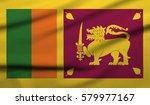 sro lank flag | Shutterstock . vector #579977167