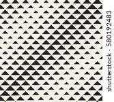 vector seamless pattern. modern ... | Shutterstock .eps vector #580192483