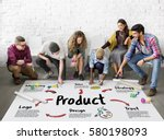 Small photo of Product Branding Trademark Promotion Commercial Concept