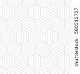 vector seamless pattern. modern ... | Shutterstock .eps vector #580212727