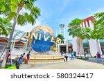 singapore   nov  18 universal... | Shutterstock . vector #580324417
