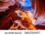 Image From Antelope Canyon Tha...