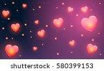 vector illustration. st.... | Shutterstock .eps vector #580399153